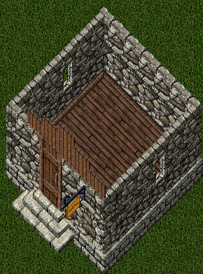 Gaechti's Ultima Online Patches, Tree stump hack etc